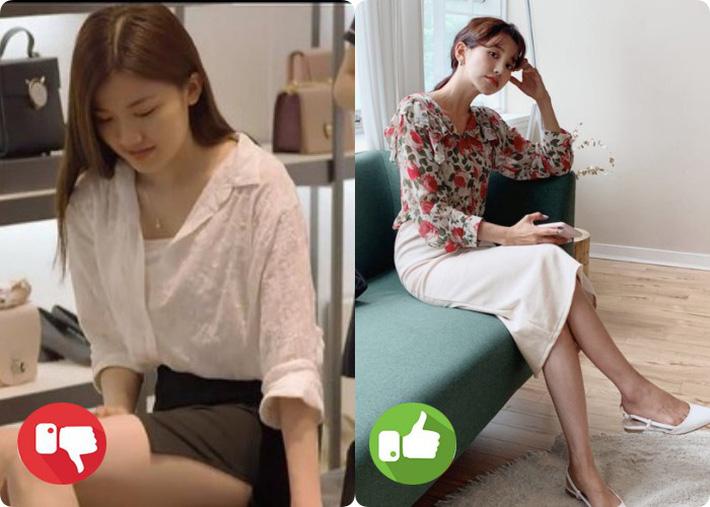 Hết Nhã lại đến Trà bị chê ăn mặc mát mẻ quá mức nơi công sở, các chị em nên chú ý những điểm gì để trang phục đi làm không bị dị nghị - Hình 8