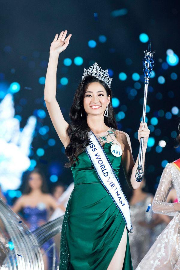Hot: Người đẹp Cao Bằng - Lương Thuỳ Linh chính thức trở thành Hoa hậu Thế giới Việt Nam 2019 - Hình 2