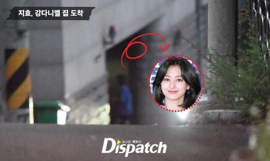 Dispatch tung tin Jihyo (Twice) và Kang Daniel hẹn hò, Knet liền chưng hửng: Chuyện không ai ngờ - Hình 2