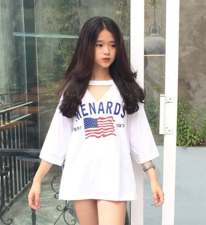 Nhìn Hàn Hằng - Linh Ka nhập hội girl xinh có vòng 1 bốc lửa sẽ hiểu vì sao đừng body shaming khi con gái chưa dậy thì xong! - Hình 3