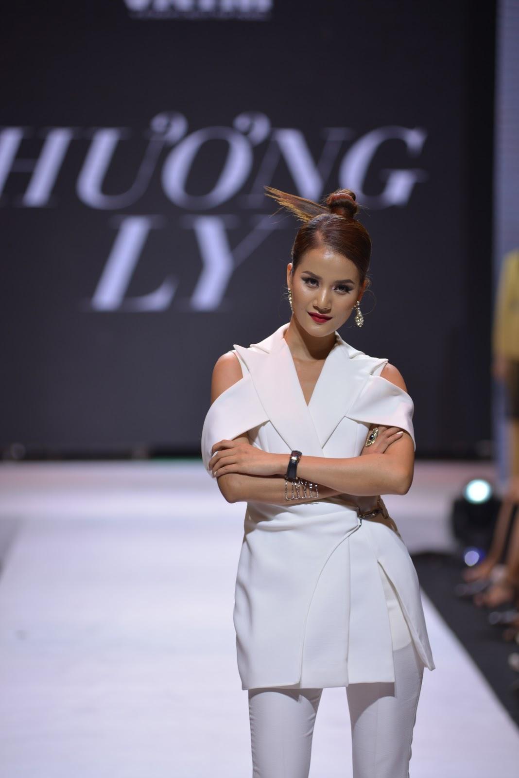 Cựu thí sinh 8 mùa Next Top trở lại làm bùng nổ đêm Final Walk Top Model Online  - Hình 5