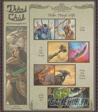 Mộc mạc nhưng tâm huyết, đây mới chính là Cardgame Việt xứng đáng để bạn ngóng trông - Hình 2