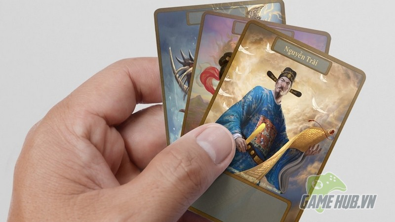 Mộc mạc nhưng tâm huyết, đây mới chính là Cardgame Việt xứng đáng để bạn ngóng trông - Hình 3