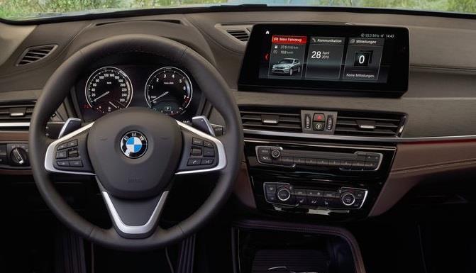 BMW X1 2020 nâng cấp thiết kế và công nghệ, tăng nhẹ giá bán - Hình 4