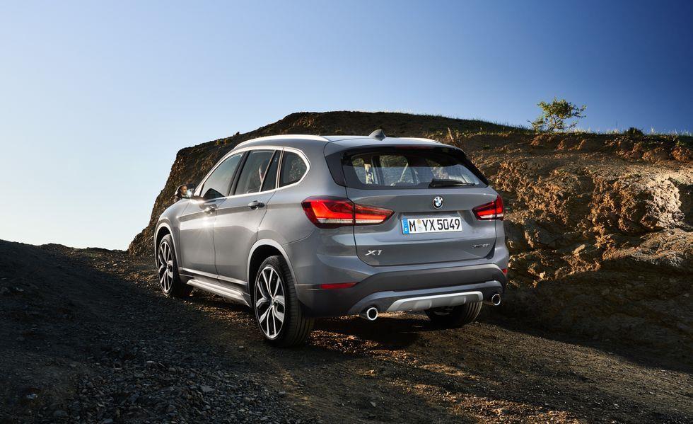 BMW X1 2020 nâng cấp thiết kế và công nghệ, tăng nhẹ giá bán - Hình 2