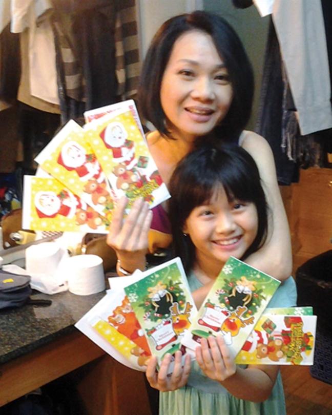 Diễn viên Hoàng Trinh: Tôi từng ngất xỉu vì chăm sóc, bảo bọc con quá kỹ - Hình 2