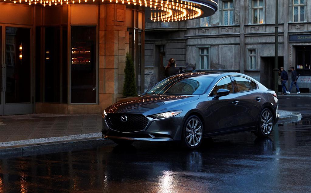 Từ xe cỏ GLC đến Mazda 3 - 40 năm làm nên dòng xe chiến lược - Hình 17