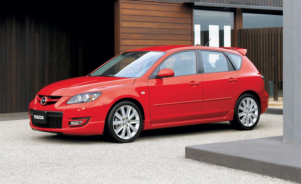 Từ xe cỏ GLC đến Mazda 3 - 40 năm làm nên dòng xe chiến lược - Hình 12