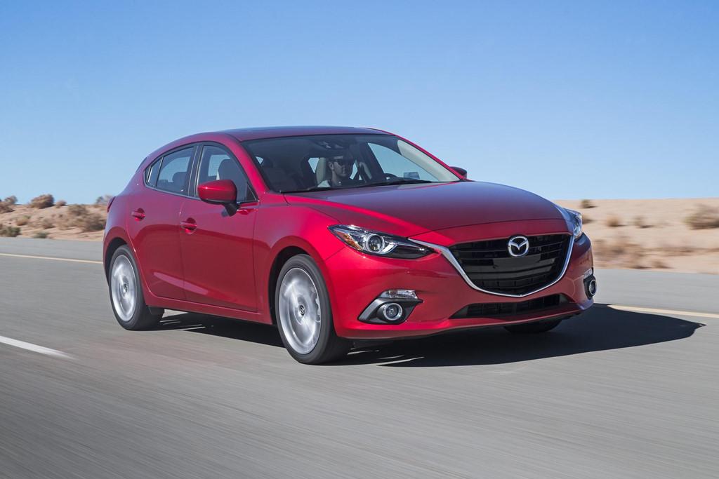 Từ xe cỏ GLC đến Mazda 3 - 40 năm làm nên dòng xe chiến lược - Hình 14