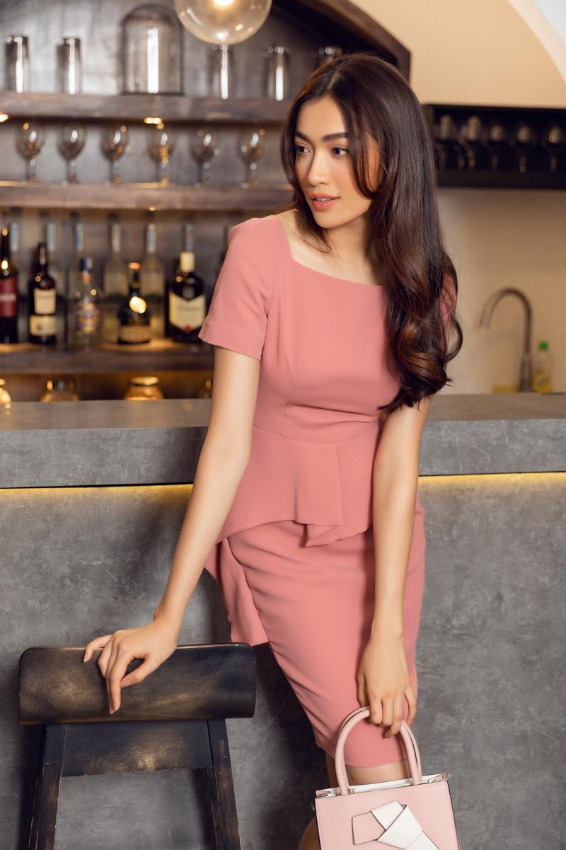 Lệ Hằng trở thành nàng thơ trong BST mới của thời trang Elise - Hình 13