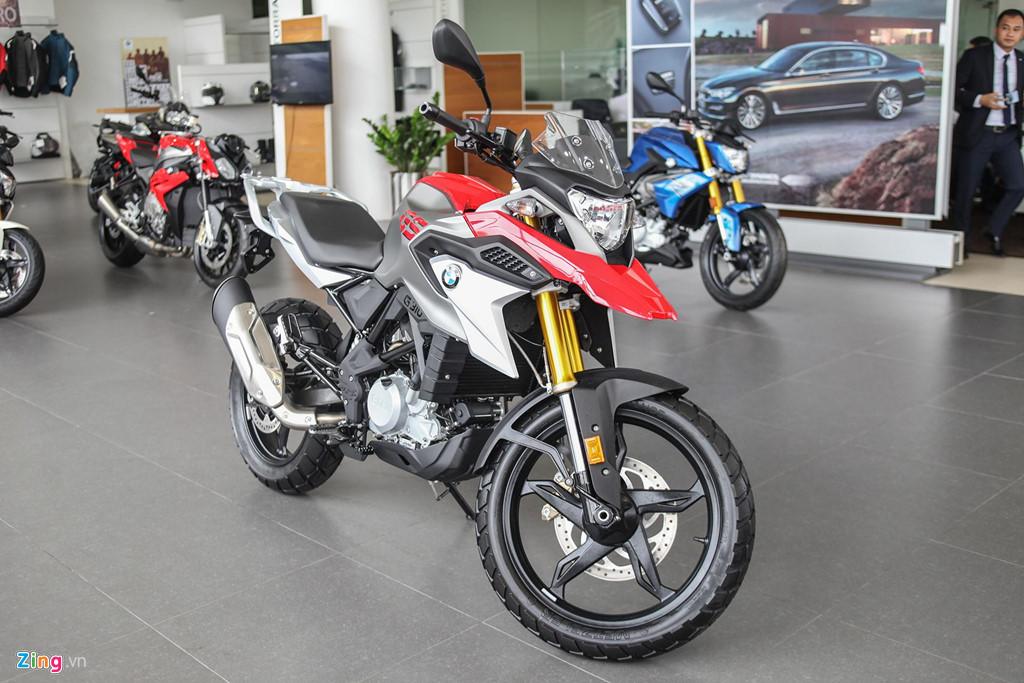 Những mẫu môtô dưới 500 cc phượt thủ Việt có thể cân nhắc khi chọn mua - Hình 19