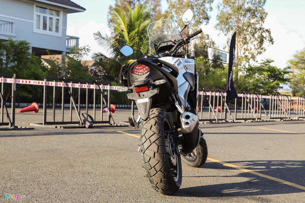Những mẫu môtô dưới 500 cc phượt thủ Việt có thể cân nhắc khi chọn mua - Hình 7