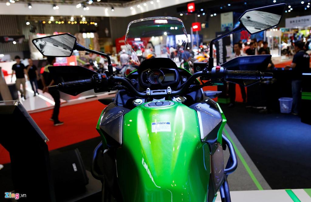Những mẫu môtô dưới 500 cc phượt thủ Việt có thể cân nhắc khi chọn mua - Hình 12