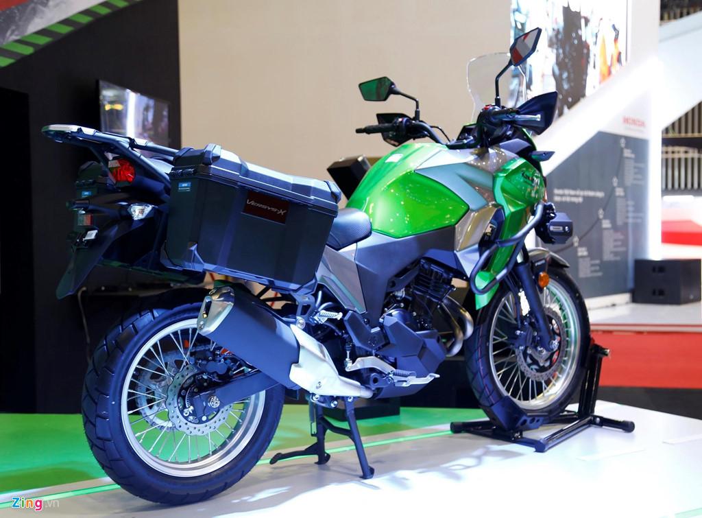 Những mẫu môtô dưới 500 cc phượt thủ Việt có thể cân nhắc khi chọn mua - Hình 9
