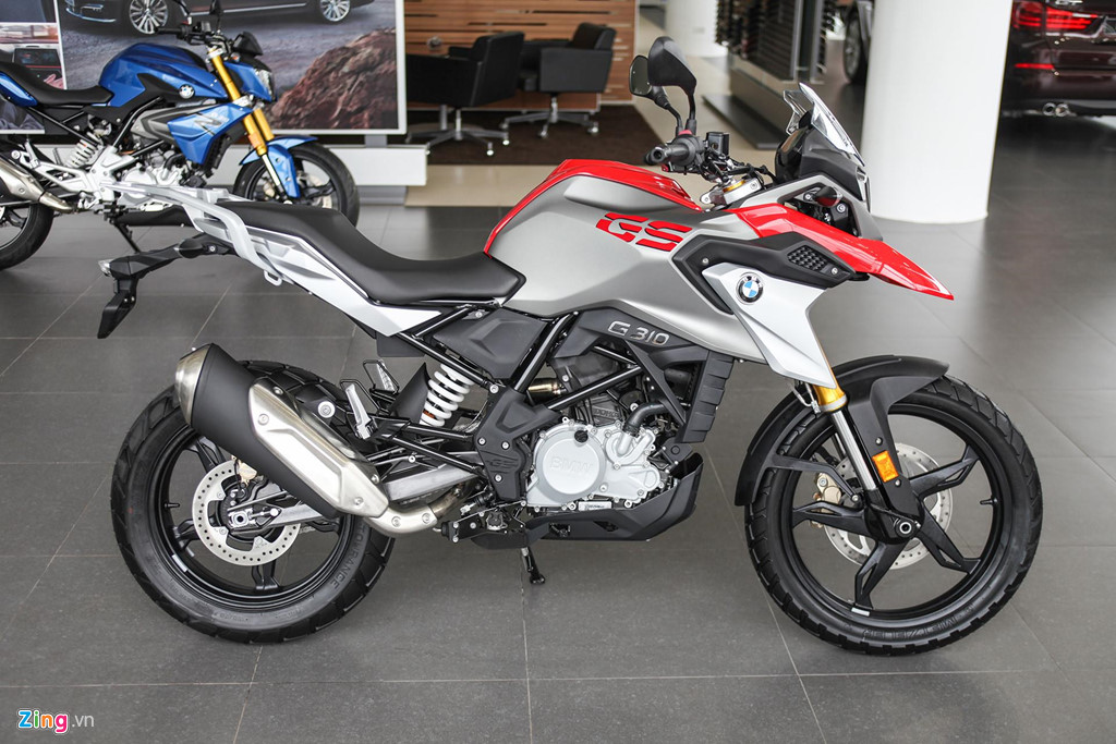 Những mẫu môtô dưới 500 cc phượt thủ Việt có thể cân nhắc khi chọn mua - Hình 17