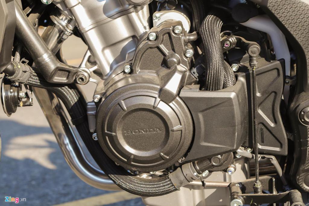 Những mẫu môtô dưới 500 cc phượt thủ Việt có thể cân nhắc khi chọn mua - Hình 5