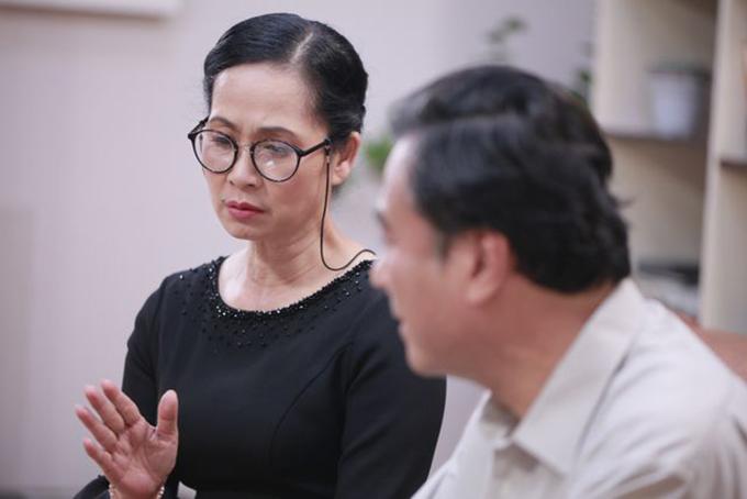 NSND Lan Hương: Con dâu gọi vợ chồng tôi là anh Kỷ, chị Hương - Hình 3