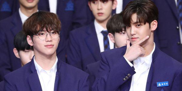 Produce X 101: Phản đối BY9 debut, Music Works xác nhận Song Yoo Bin - Kim Kook Heon ra mắt nhóm đôi - Hình 3