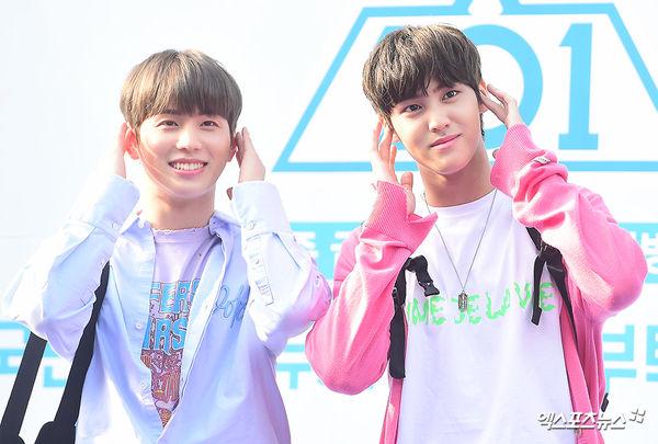 Produce X 101: Phản đối BY9 debut, Music Works xác nhận Song Yoo Bin - Kim Kook Heon ra mắt nhóm đôi - Hình 10