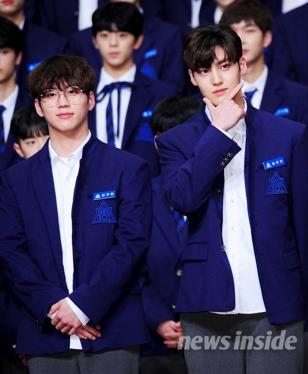 Produce X 101: Phản đối BY9 debut, Music Works xác nhận Song Yoo Bin - Kim Kook Heon ra mắt nhóm đôi - Hình 2