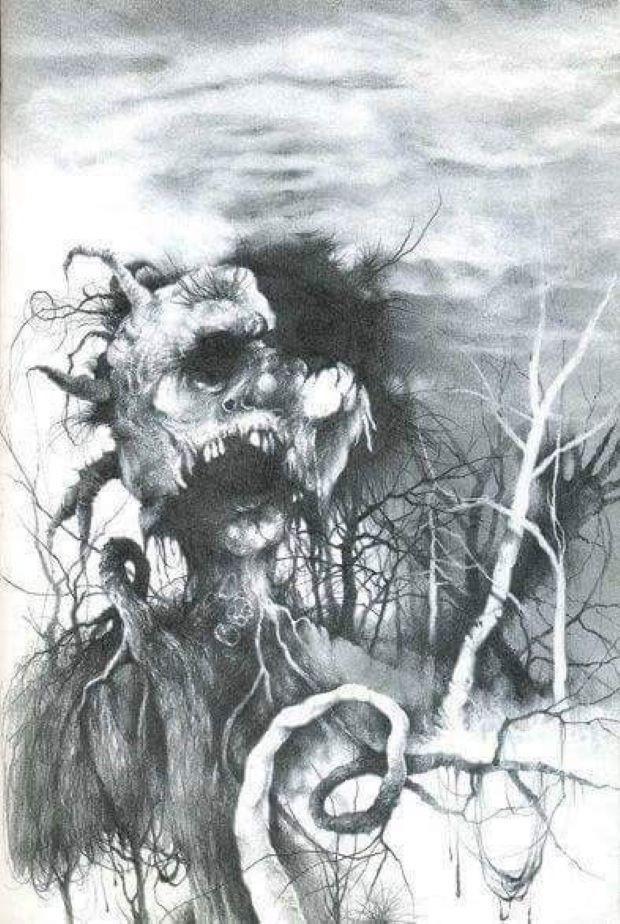 7 câu chuyện đêm khuya đáng sợ nhất Scary Stories to Tell in the Dark xem xong không ai dám ngủ! - Hình 6