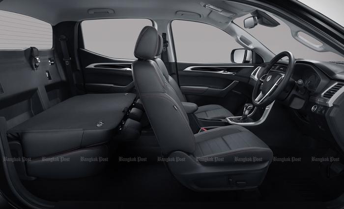 Bán tải Trung Quốc MG Extender ra mắt, tham vọng 'đấu' Ford Ranger - Hình 5