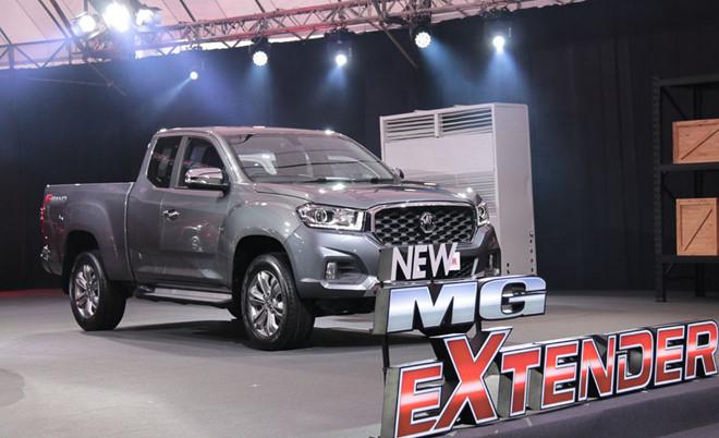 Bán tải Trung Quốc MG Extender ra mắt, tham vọng 'đấu' Ford Ranger - Hình 3