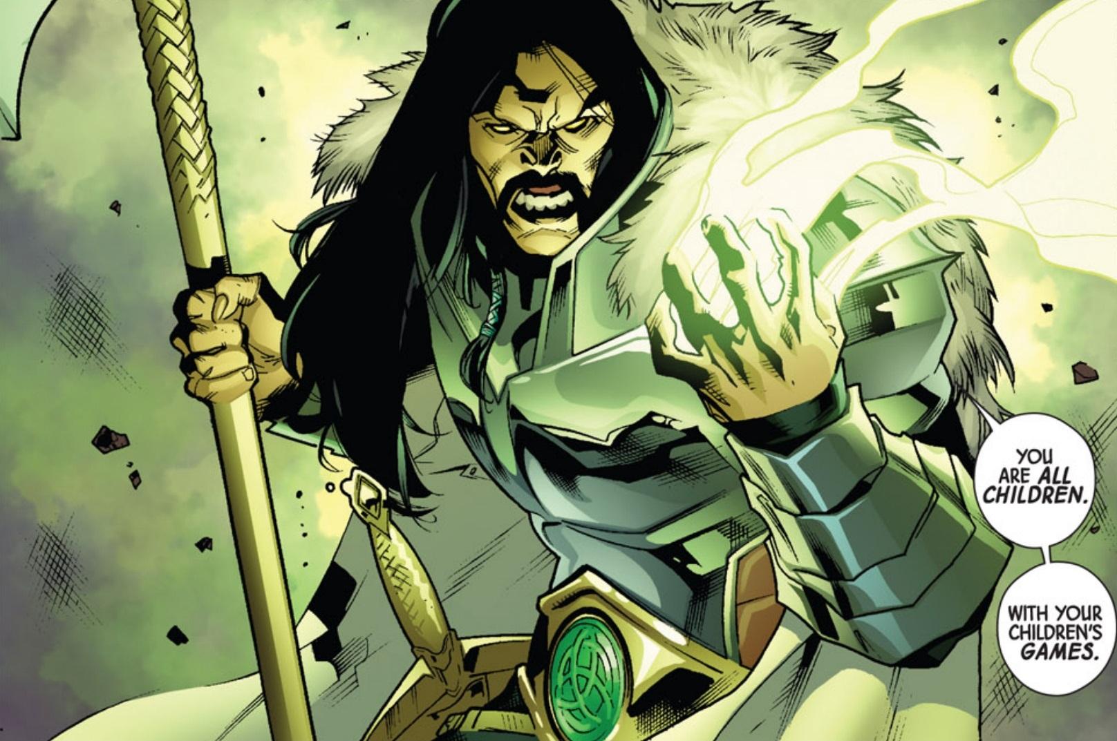 Marvel suýt giới thiệu một phản diện nữa của Thor trong Avengers: Infinity War - Hình 4