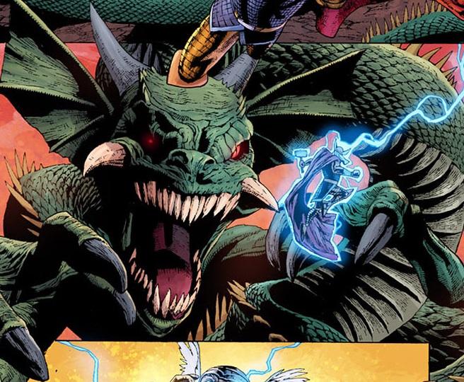 Marvel suýt giới thiệu một phản diện nữa của Thor trong Avengers: Infinity War - Hình 3