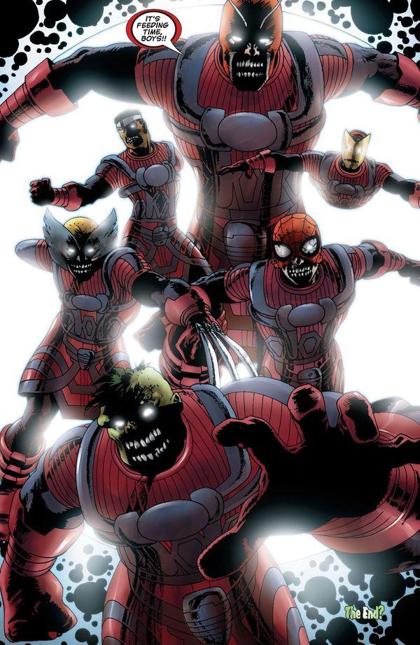 Marvel Zombies sẽ xuất hiện trong series What if tới đây - Hình 3