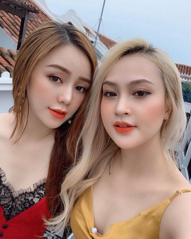 Nhóm bạn thân của Quỳnh Kool hội tụ toàn hot girl nổi tiếng - Hình 11