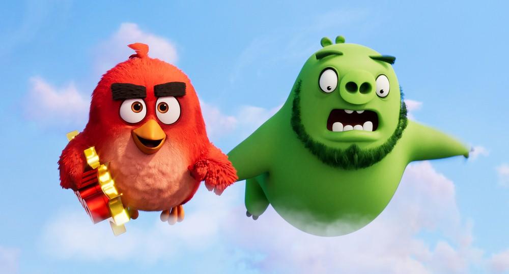 Những cặp đôi trái ngang nhưng dễ thương hết nấc của Angry Birds 2 - Hình 2