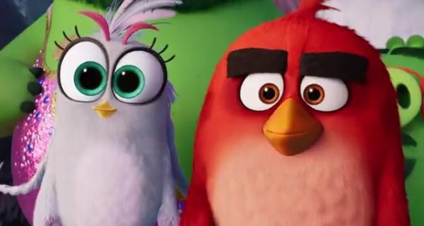 Những cặp đôi trái ngang nhưng dễ thương hết nấc của Angry Birds 2 - Hình 5