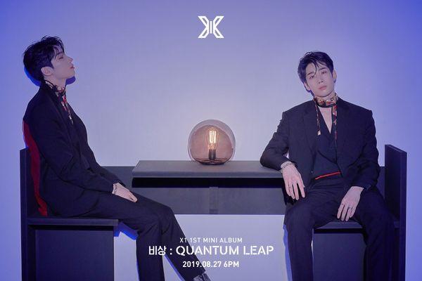 X1 tiết lộ ảnh debut của trưởng nhóm Han Seung Woo, thông tin cá nhân mà fan nên biết - Hình 1