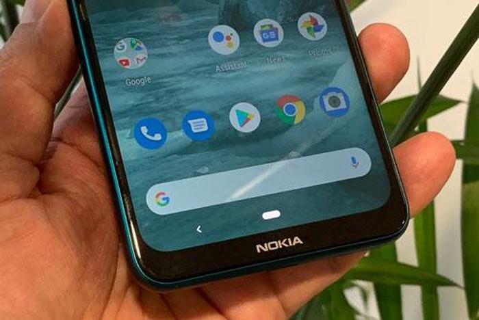Ảnh chi tiết Nokia 7.2: 3 camera sau, Chip S660, RAM 6 GB, giá gần 9 triệu - Hình 8