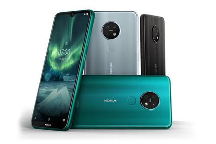 Ảnh chi tiết Nokia 7.2: 3 camera sau, Chip S660, RAM 6 GB, giá gần 9 triệu - Hình 3