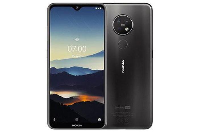 Ảnh chi tiết Nokia 7.2: 3 camera sau, Chip S660, RAM 6 GB, giá gần 9 triệu - Hình 13