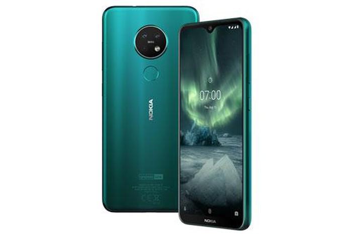 Ảnh chi tiết Nokia 7.2: 3 camera sau, Chip S660, RAM 6 GB, giá gần 9 triệu - Hình 1