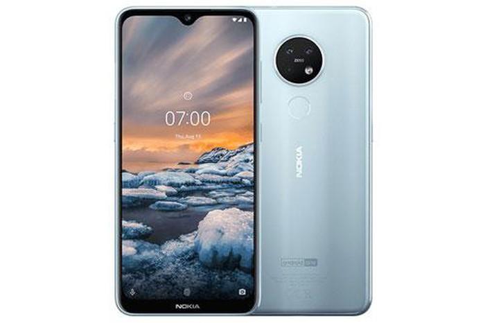 Ảnh chi tiết Nokia 7.2: 3 camera sau, Chip S660, RAM 6 GB, giá gần 9 triệu - Hình 2