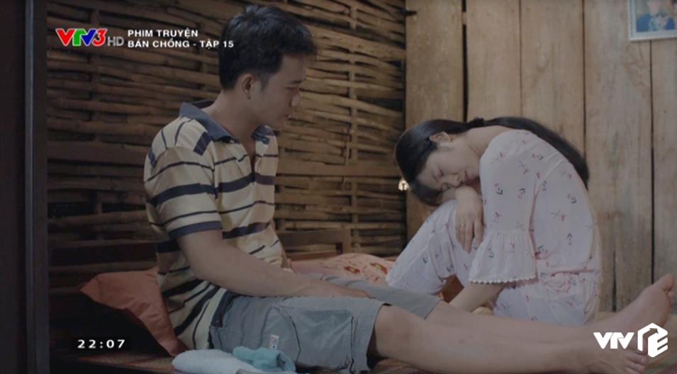 Bán chồng tập 15: Vui vỡ kế hoạch lần hai, đang định động phòng với vợ thì phải nhập viện gấp - Hình 1