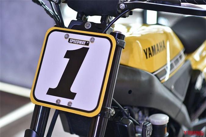 Ngắm Yamaha XSR155 độ 3 phong cách hút hồn người yêu xe - Hình 8