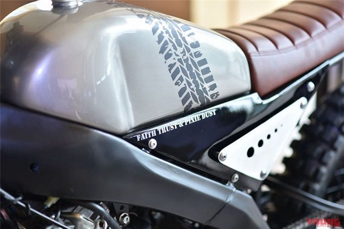 Ngắm Yamaha XSR155 độ 3 phong cách hút hồn người yêu xe - Hình 6