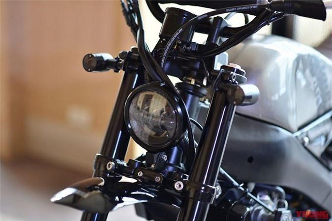Ngắm Yamaha XSR155 độ 3 phong cách hút hồn người yêu xe - Hình 5