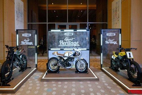 Ngắm Yamaha XSR155 độ 3 phong cách hút hồn người yêu xe - Hình 1