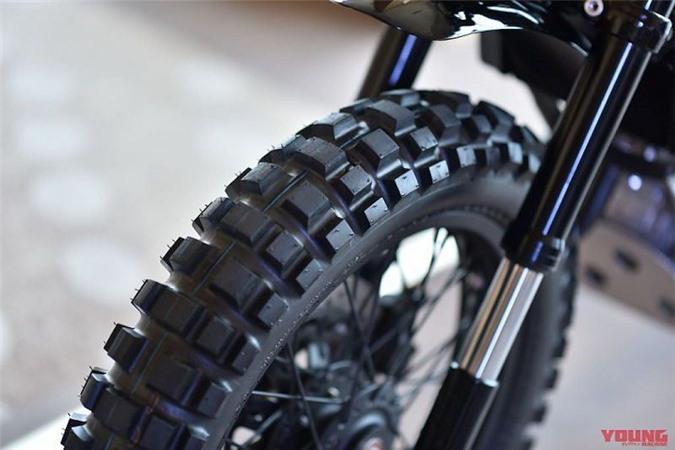 Ngắm Yamaha XSR155 độ 3 phong cách hút hồn người yêu xe - Hình 7