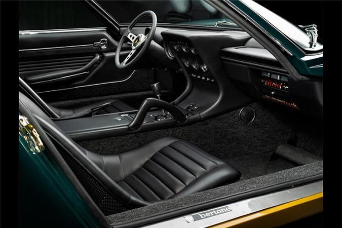 Cận cảnh độc bản Lamborghini Miura Millenchiodi - Hình 4