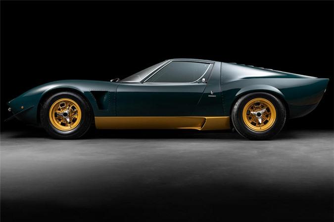 Cận cảnh độc bản Lamborghini Miura Millenchiodi - Hình 3