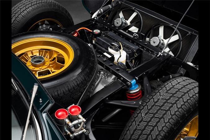 Cận cảnh độc bản Lamborghini Miura Millenchiodi - Hình 7