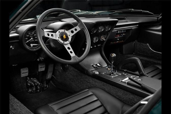 Cận cảnh độc bản Lamborghini Miura Millenchiodi - Hình 5
