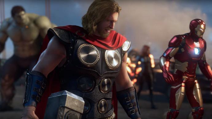 Đánh giá sớm về Marvels Avengers - Bom tấn siêu anh hùng hot nhất hiện nay - Hình 1
